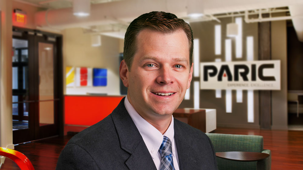 Tim Masa is the commercial leader, including Electric Cooperative projects for Paric