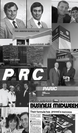 Learn more about the history of PARIC