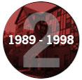 History of PARIC General Contractors-1989-1998