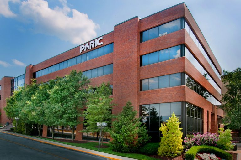 Green Building Challenge Winner, PARIC Corp, located in St. Louis, MO