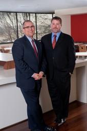 JOE MCKEE AND KEITH WOLKOFF - PARIC Corporation - St. Louis, MO