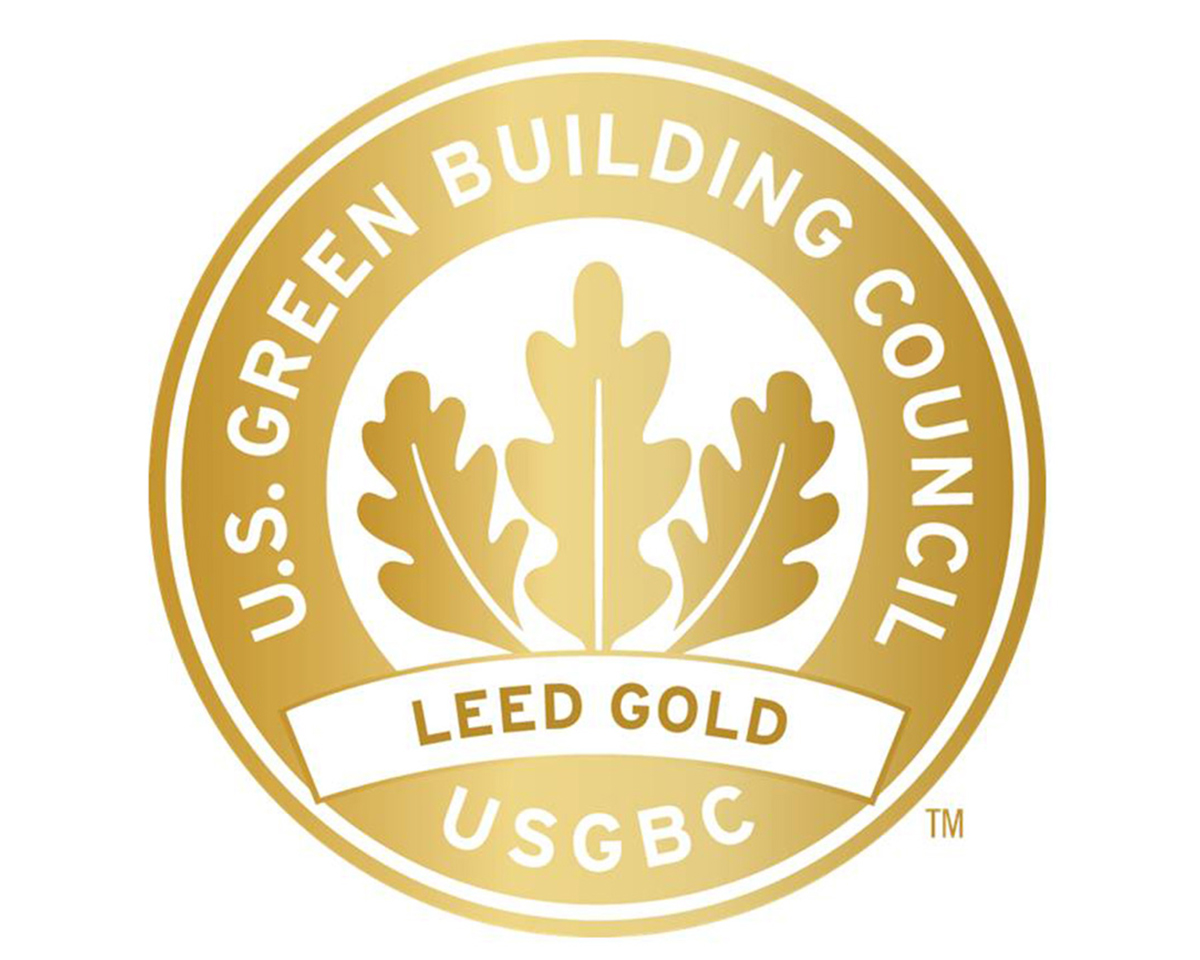 The Central Rural Electric Cooperative in St. Louis Missouri received LEED status for exceeding environmentally