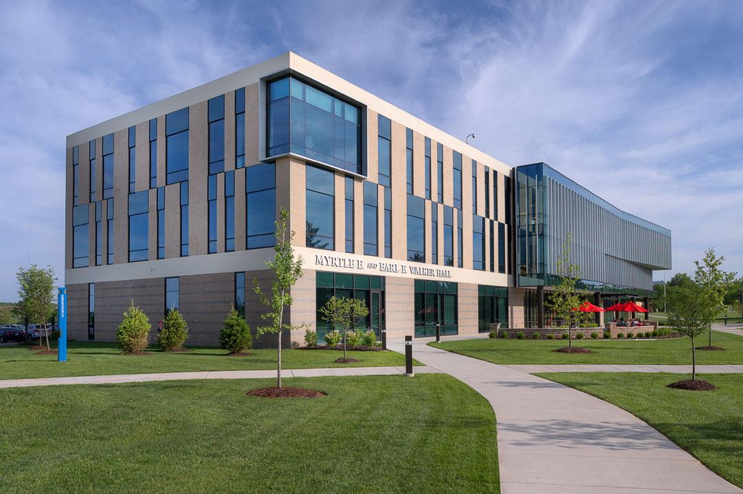 Maryville University - Walker Hall