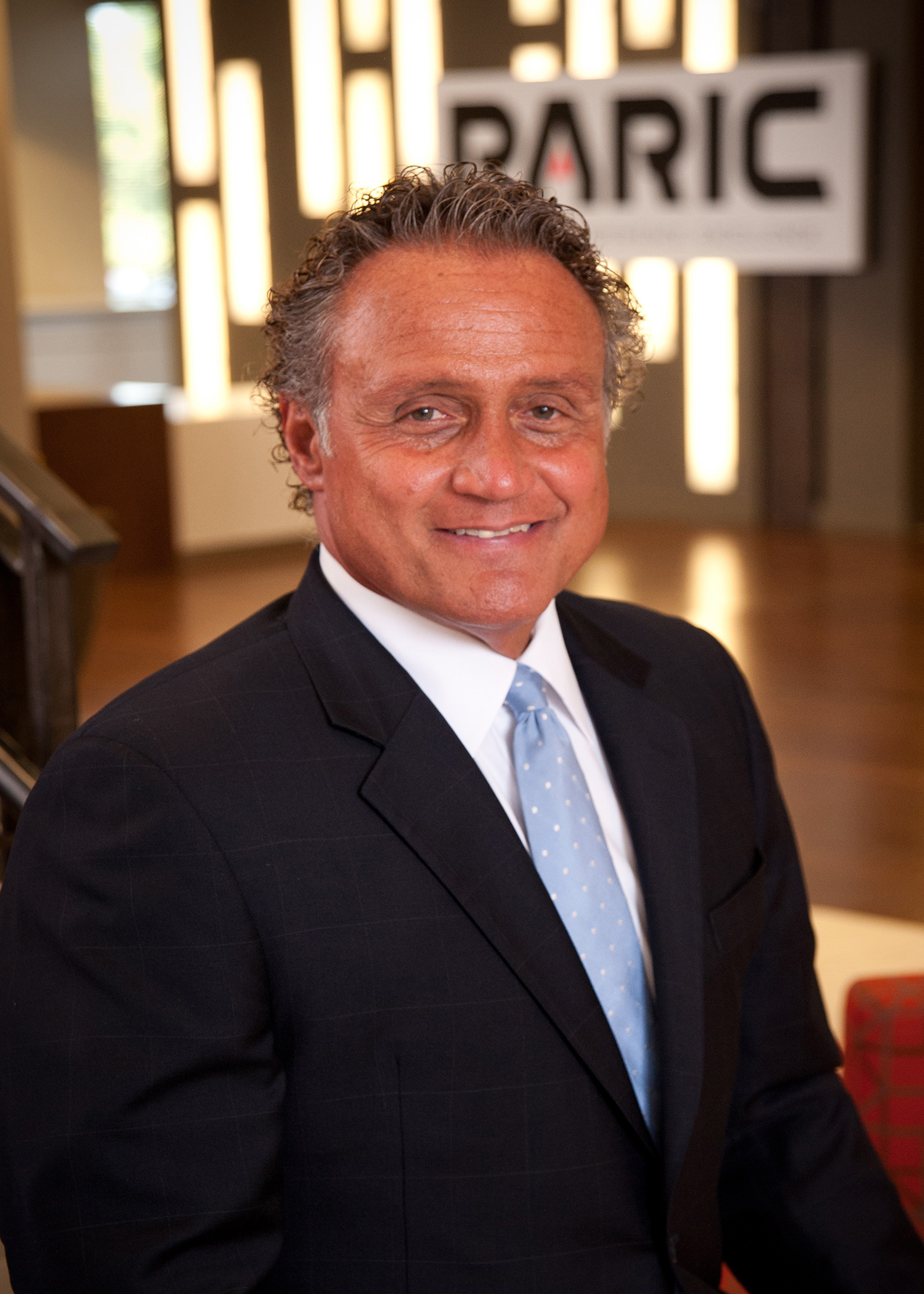 Michael Rallo Sr. is the Senior Vice President at PARIC Corporation and reports to the president