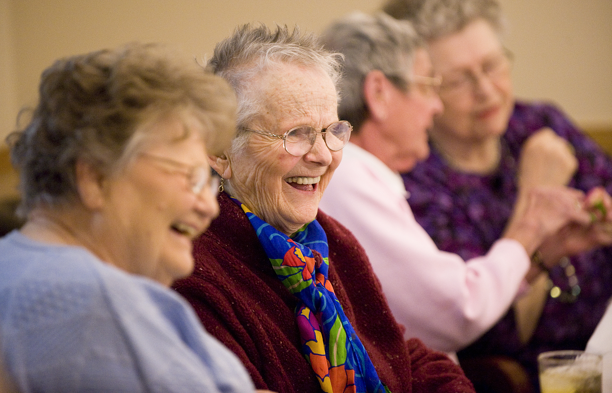 Our knowledge of Campus Types for senior living minimize the disruption residents experience.