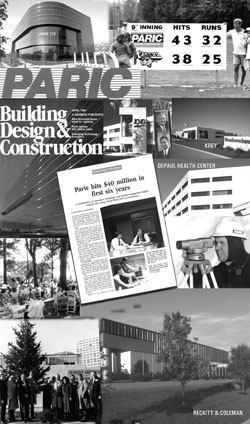 PARIC Corporation has been a St. Louis staple since 1979 as a general contracting company