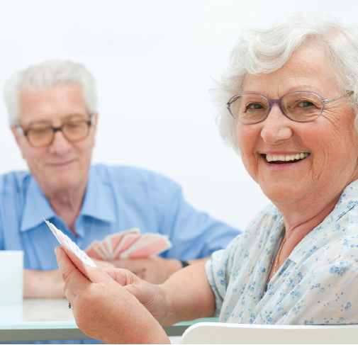 Senior living that is resident focused is a Paric Construction specialty.