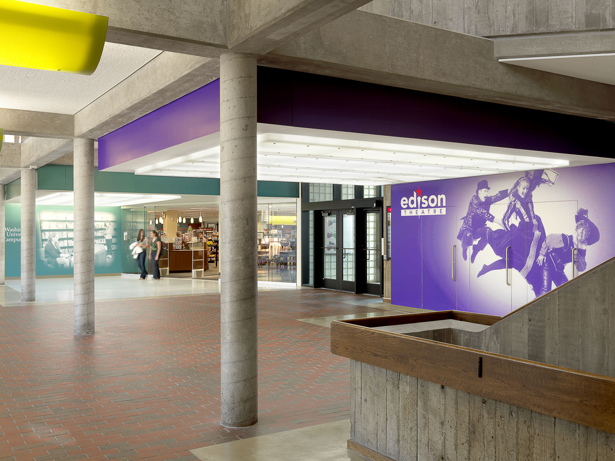 Washington University Mallinckrodt Center | PARIC