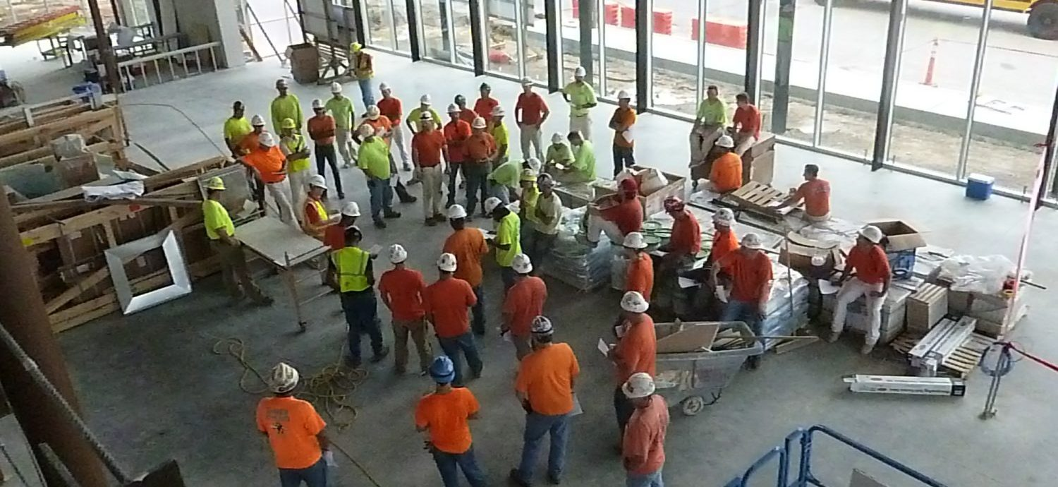Subcontractor working with the community paric corp for How to find good subcontractors