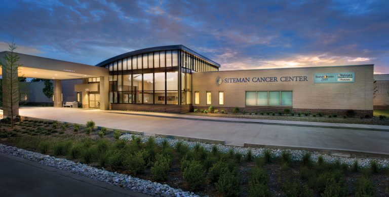 Siteman Cancer Center opened it's new South St. Louis location