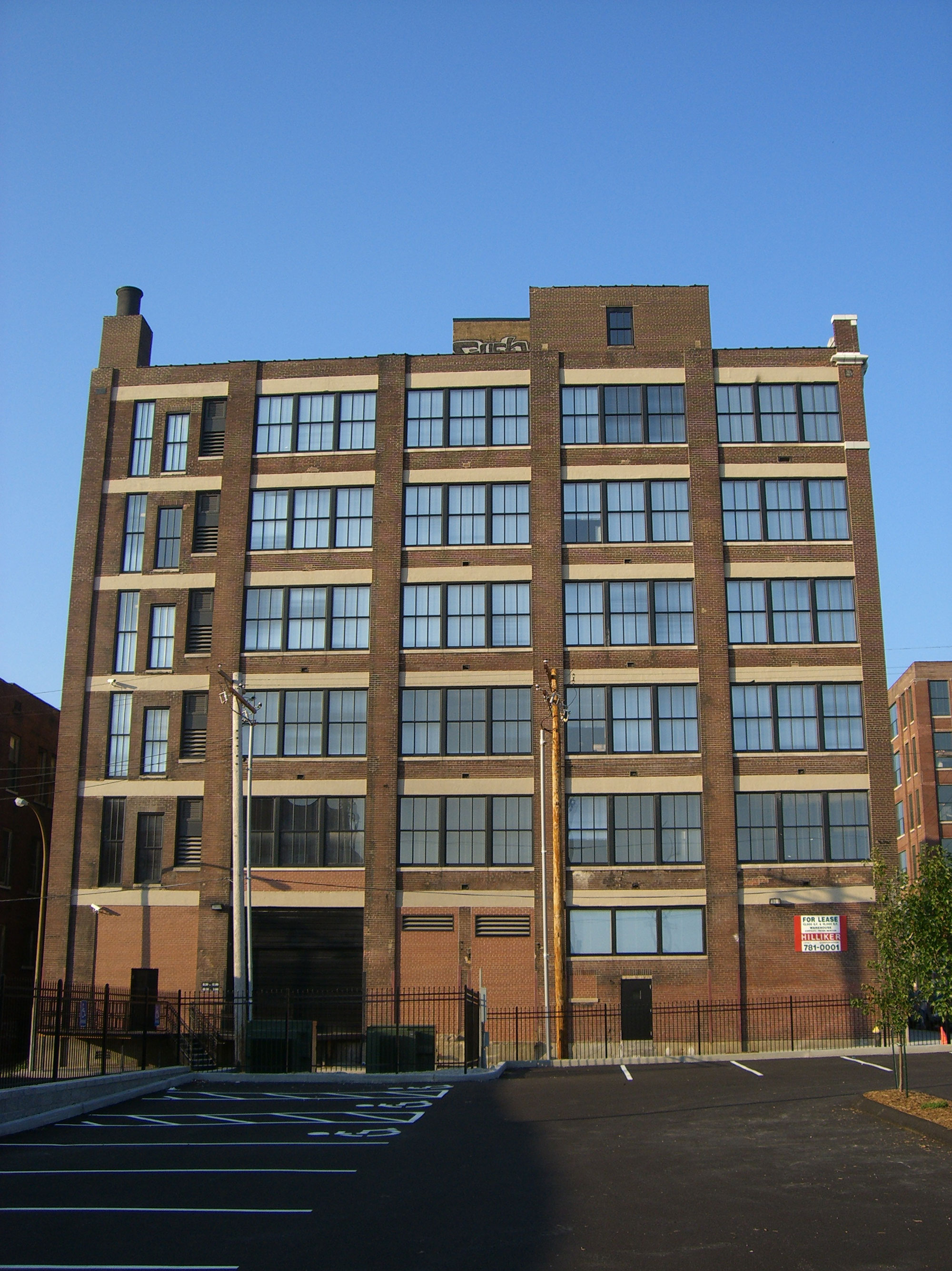 PARIC Corp was in charge of the construction of the redevelopment of the Elias Haas building.