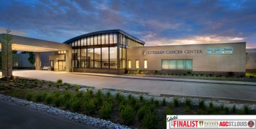 Siteman Cancer Center in St. Louis, Missouri constructed by PARIC