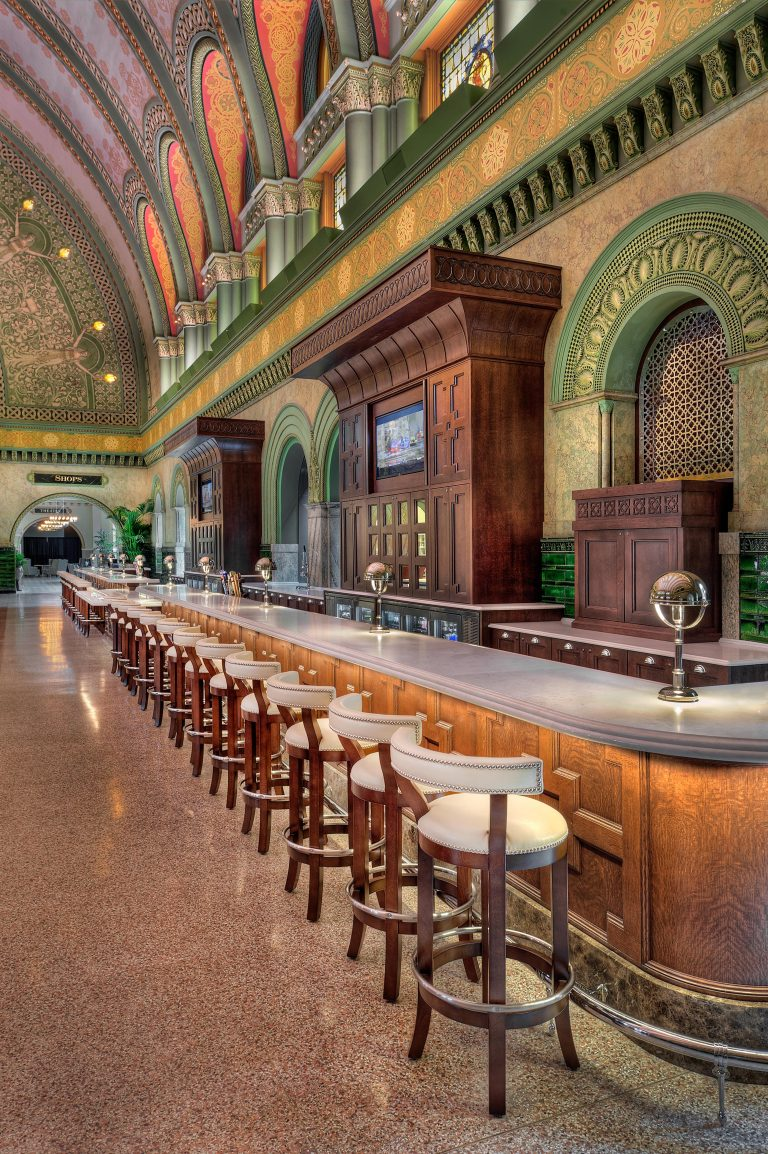 Union Station's Grand Hall Project