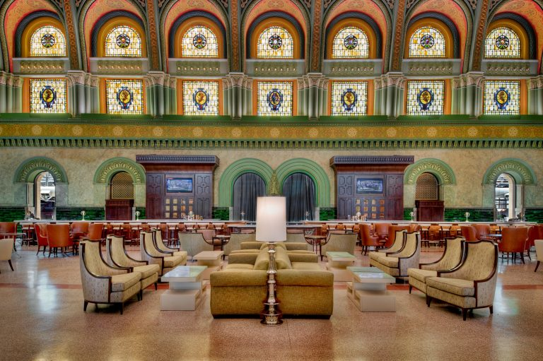 Collection by Hilton. First St. Louis Property at Landmark Union Station in St. Louis, MO
