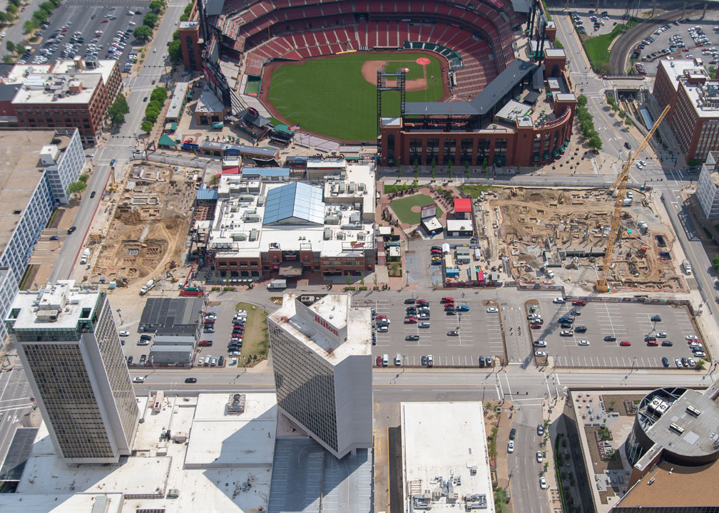 Ballpark Village Phase 2 Progress