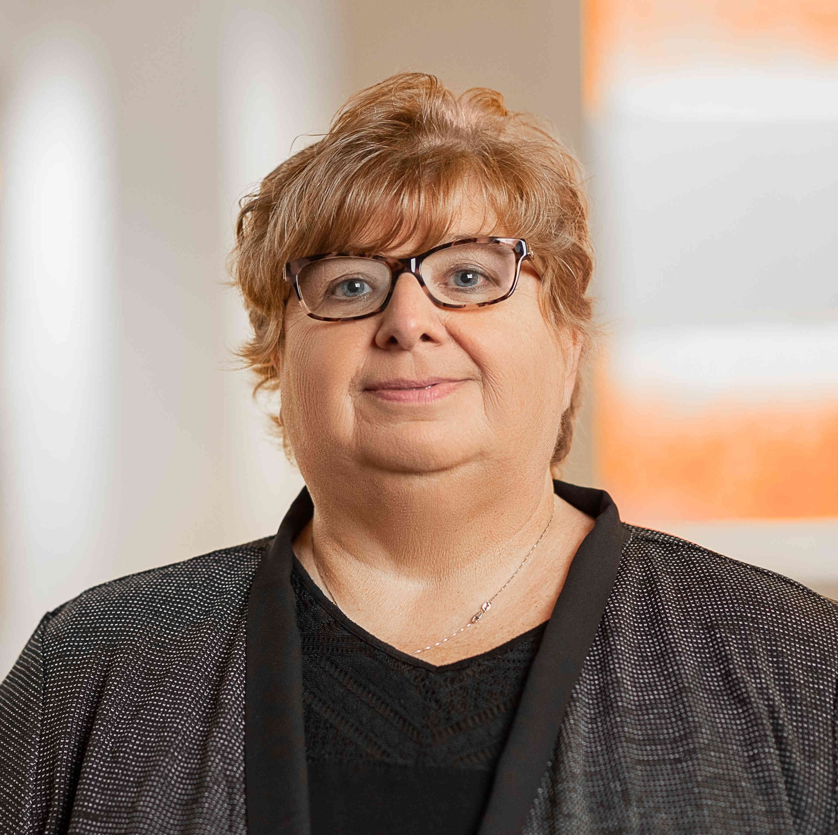 Becky Wall Schultz is the senior vice president of preconstruction for the PARIC construction company in St. Louis, MO