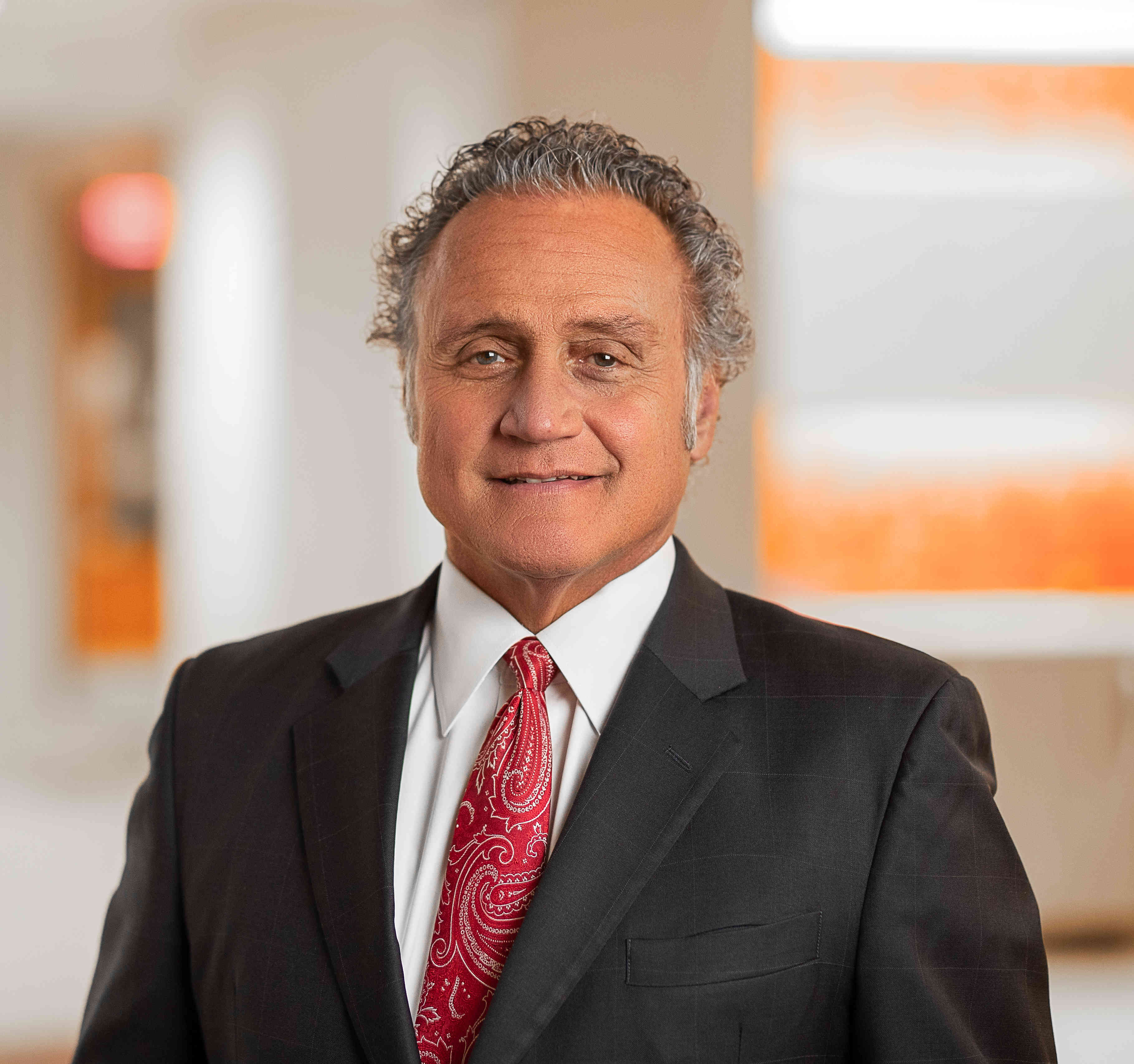 Michael Rallo Sr. is the Sr. Vice President at PARIC Corporation and reports to the president