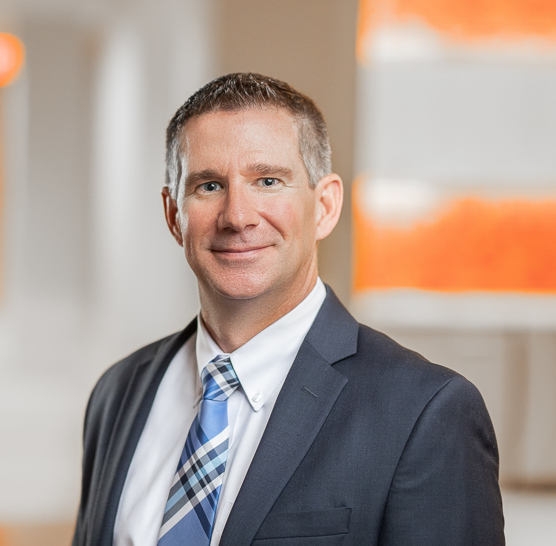 Todd Goodrich, V.P. of Business Development for PARIC Construction in St. Louis.