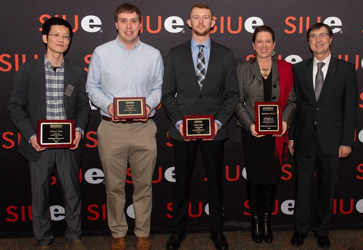Stephanie Jeffries Named 2020 Outstanding Alumna by SIUE Construction Department