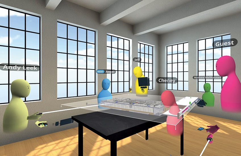 Turning to Virtual Reality BIM Review During a Pandemic